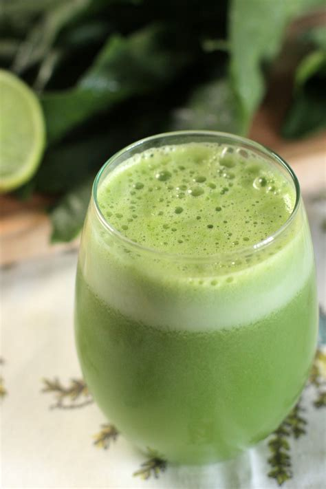 simple healthy green juice recipe live simply