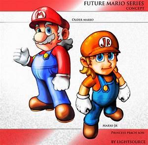 Future Mario concepts by xXLightsourceXx on DeviantArt