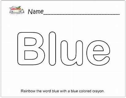Word Coloring Words Google Math