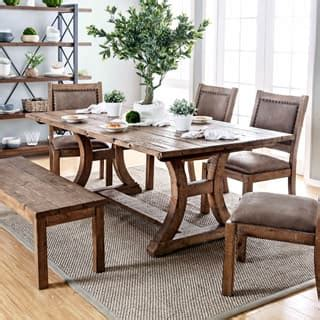 black dining room set rustic kitchen dining room tables for less overstock