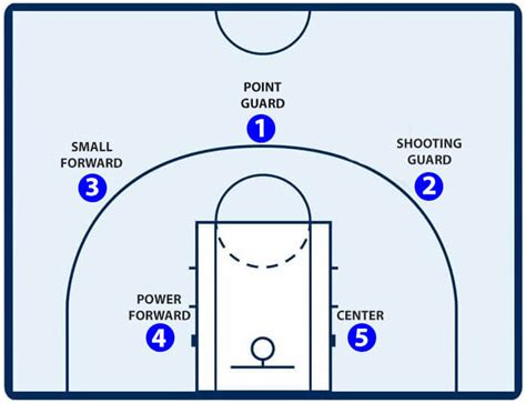 position   play  basketball  ultimate guide