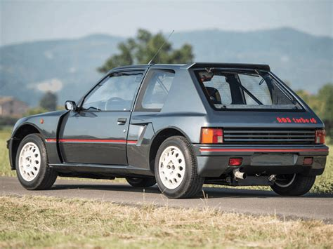 Peugeot 205 Turbo 16 by Consignatie Oldtimer Of Youngtimerpeugeot 205 Turbo 16