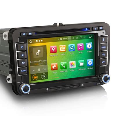 android radio test test radio android avec gps pour vw golf 5 autoradio android gps