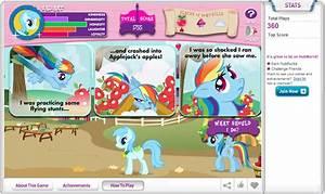 My Little Pony Adventures In Ponyville Game Hub Gamesworld
