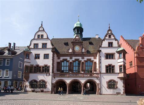 Rathaus In Freiburg by Freiburg 4 2007 08 Rathaus