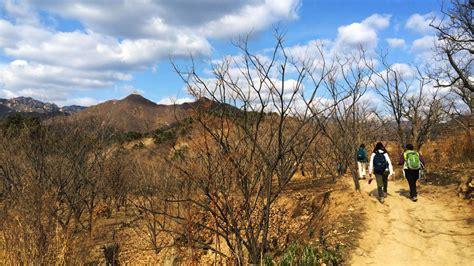 big black mountain   walled village beijing hikers