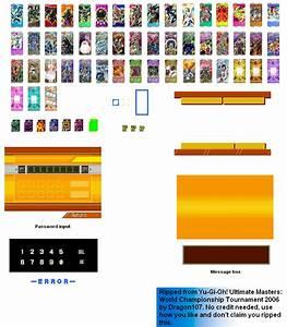 Game Boy Advance Yu Gi Oh Ultimate Masters World
