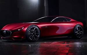 Mazda RX Vision Concept 2015 Wallpapers
