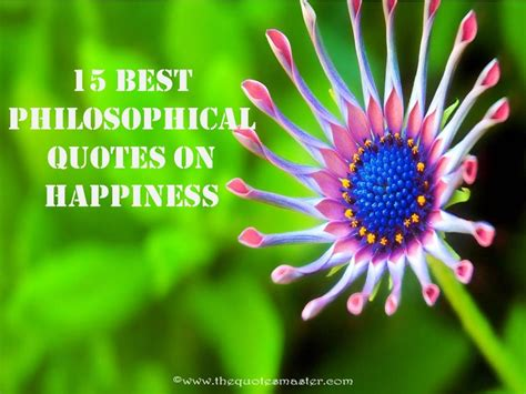 philosophical quotes  happiness