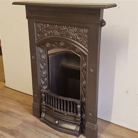 Bedroom Fireplace by Intricate Cast Iron Bedroom Fireplace For Sale