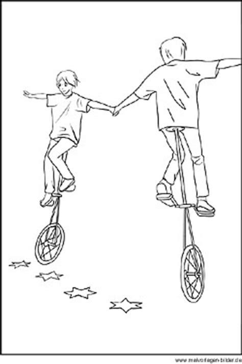 zirkus kostenlose malvorlagen und ausmalbilder fuer kinder