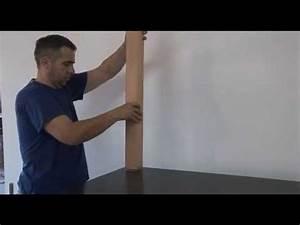 Comment Fixer Un Poteau Bois Au Sol : fixer un poteau moulur en bois au sol youtube ~ Dailycaller-alerts.com Idées de Décoration