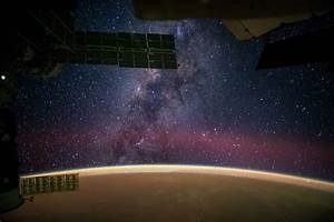 Milky Way Viewed From the International Space Station | NASA