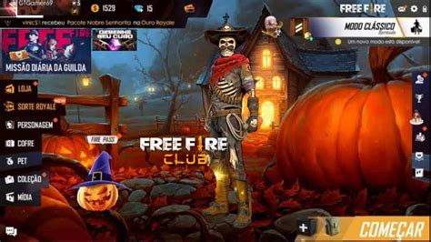 Coming back to the points which make this game quite special, we have awesome gun skins in this. SAIU! NOVA SKIN DE HALLOWEEN DO FREE FIRE! - Free Fire Club