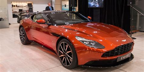 2017 aston martin db11 makes its australian debut photos