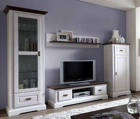 Wohnzimmermöbel Holz Weiß rheumricom