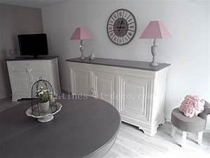 patines et deco relooking de meubles cuisine et objets With deco cuisine pour meuble merisier