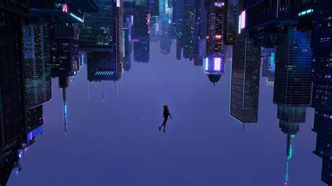 Into The Spider Verse Wallpaper 1080p