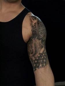 Quarter Sleeve Tattoo Ideas, quarter sleeve tattoo cost ...