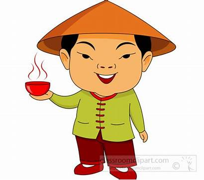 Chinese Clipart China Ancient Costume Soup Treditional