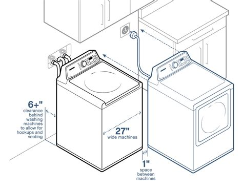 washer dryer sizes best clothes dryer reviews consumer reports