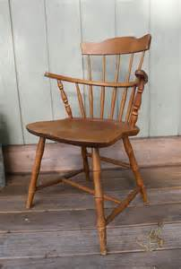solid maple windsor chair nichols and stone by