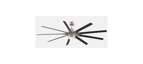 9 blade ceiling fan 84 quot fanimation odyn 9 blade led ceiling fan w remote