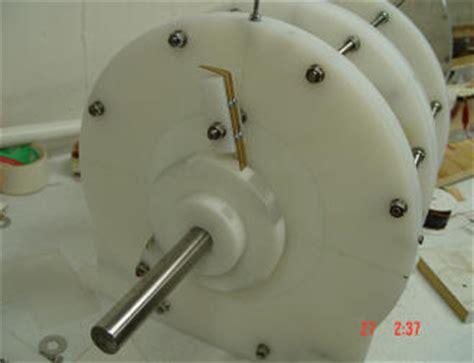vortex generator and motor