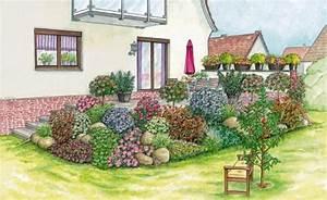 Terrasse Tiefer Als Garten : erh hte terrasse bepflanzen haloring ~ Orissabook.com Haus und Dekorationen