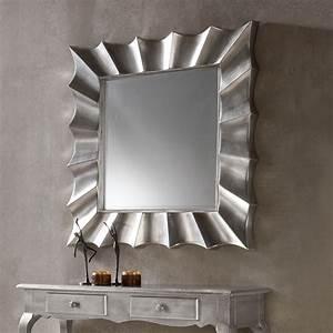 Miroir De Salon : miroir salon pas cher maison design ~ Teatrodelosmanantiales.com Idées de Décoration
