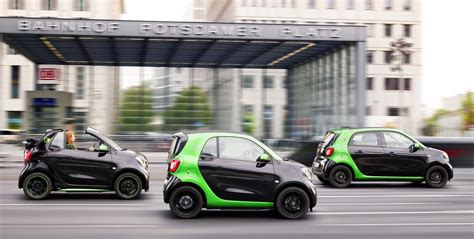 Electric Car Range 2017 by 2017 Smart Electric Drive Range Fortwo Cabrio Forfour