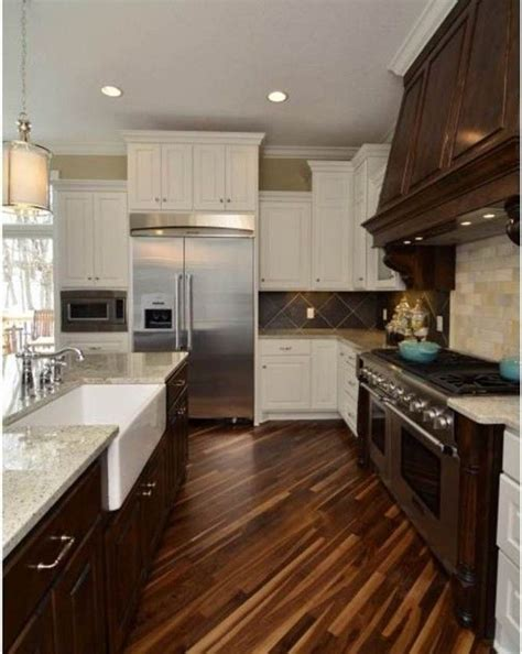 Hardwood Floors Light Cabinets by 31 Best Cabinets W Light Or Floor Images On