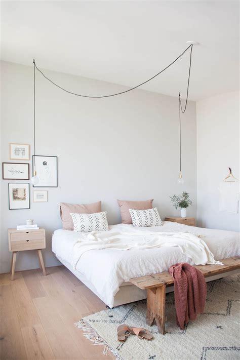 Antes Y Después En Decoración Dormitorio Minimalista Y Cálido