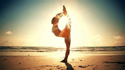 Yoga Desktop Summer Moon Solstice Wallpapers Background