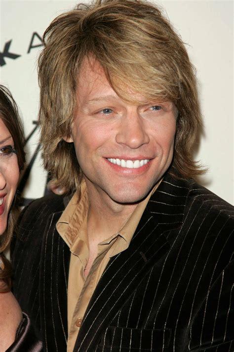 Jon Bon Jovi Hairstyles Men Hair Styles Collection