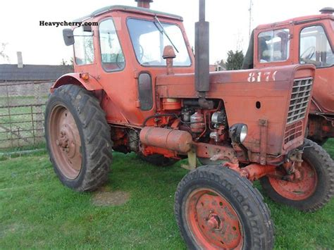 belarus mts 50 belarus mts 50 3pc 2011 agricultural farmyard tractor photo and specs