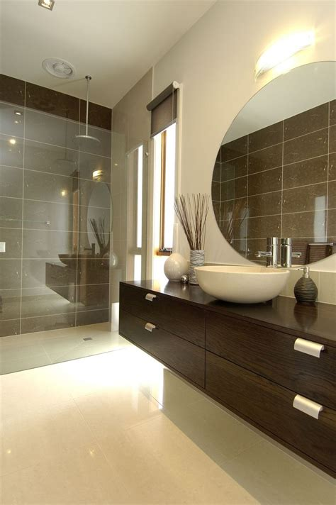 ideas  brown tile bathrooms  pinterest