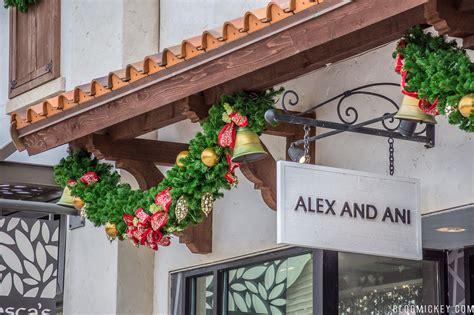 christmas decorations  disney springs
