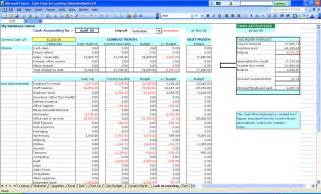 Chart Of Accounts Excel Template Excel Accounting Templates For Small Businesses Wolfskinmall