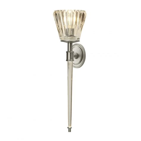 led torchiere style traditional bathroom wall light in