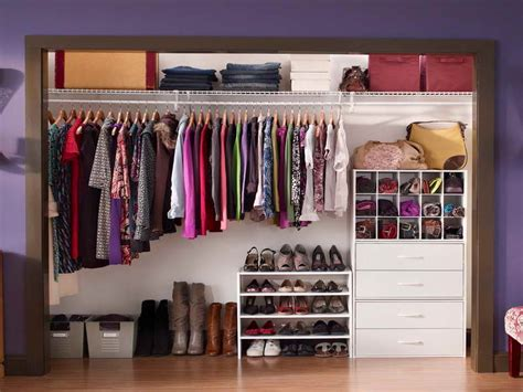 Diy Walk In Closet Organization Ideas by Diy Closet Organization Ideas