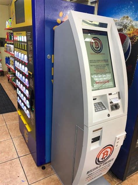 Here is the list of bitcoin atm in chicago machines that actually supports selling operation (it is important to know that some operators may disable selling operations on the atm machine. Bitcoin ATM in Chicago - Shell Gas Station
