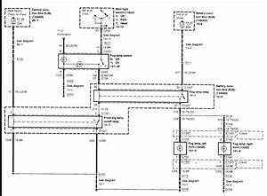 Need Wiring Diagram For A 2004 Ford Mustang Fog Lights