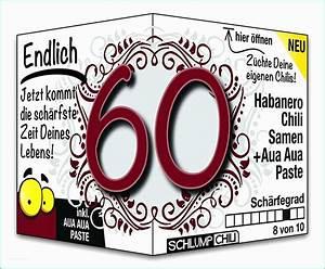 Lustige Geschenke Zum 60 Geburtstag Mann Schön Sprüche 60