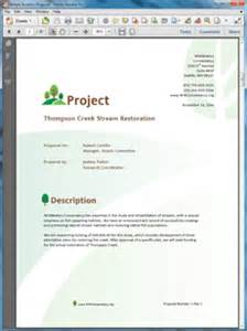 landscaping flyers samples sample business proposal software research sample proposal