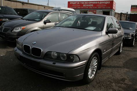 2002 Bmw 5-series Pictures, 2200cc., Manual For Sale