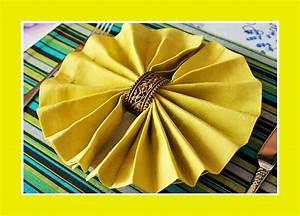 Servietten Falten Kerze : servietten falten doppelter f cher servietten ~ Orissabook.com Haus und Dekorationen