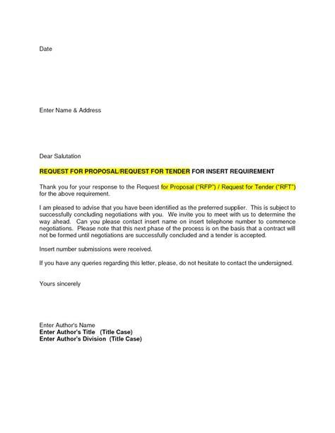 tender acceptance letter examples  award sample