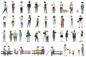 Woman Cartoon Character Vectors  Photos And Psd Files