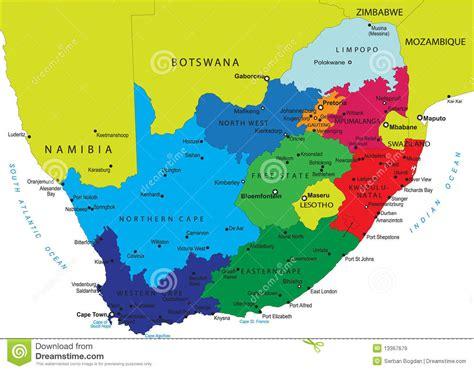 cuisine afrique du sud afrique du sud carte politique